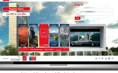Corporación Regional de Santiago dice presente en Chile Virtual Expo Tourism