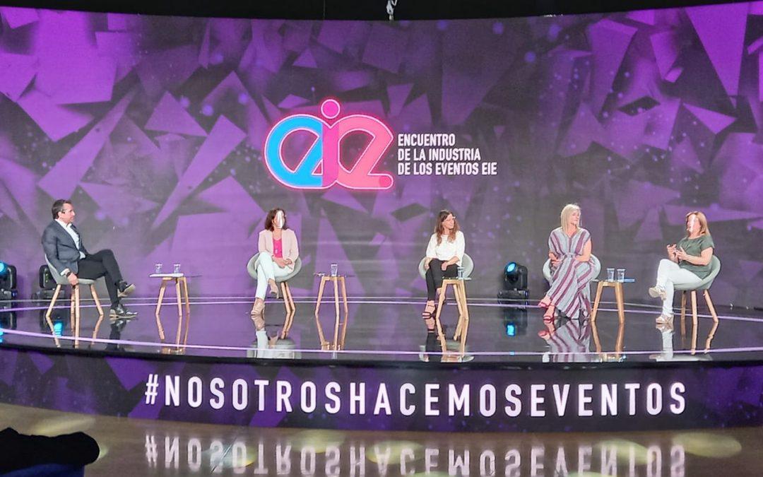 Corporación Regional de Santiago estuvo presente en el Encuentro de la Industria de los Eventos 2020
